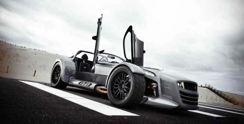 2016 Donkervoort D8 GTO Bare Naked Carbon Edition 27