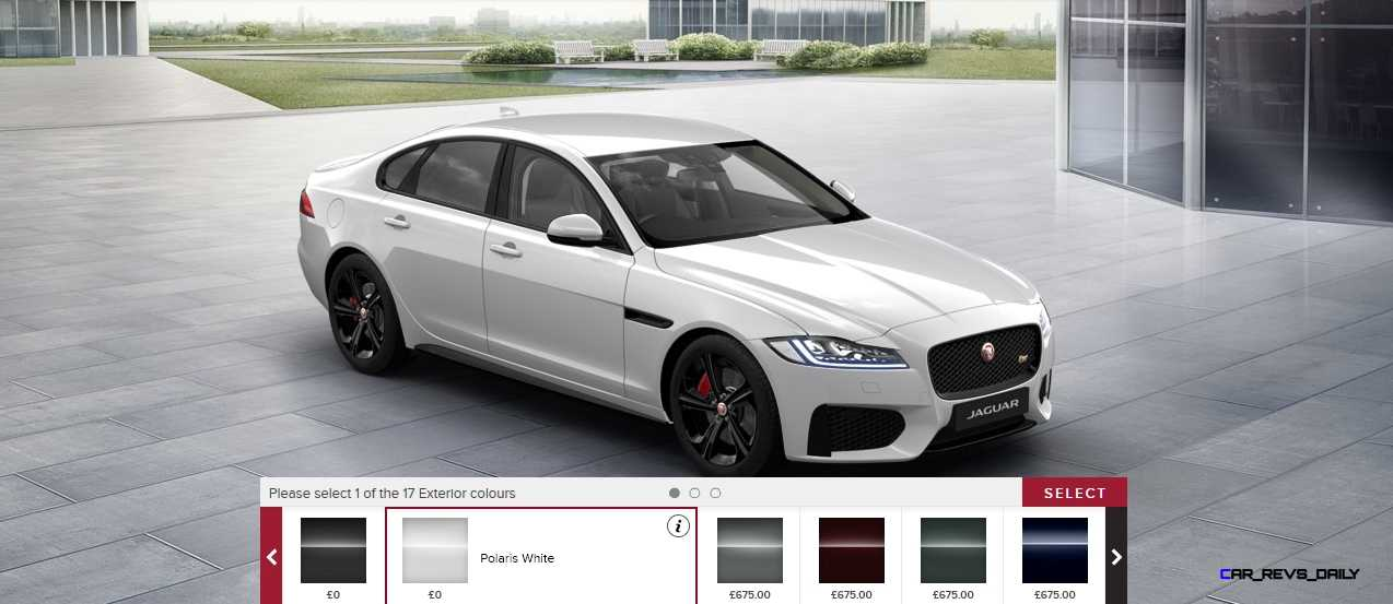 2016 Jaguar XF 2.0d R-Sport and 380HP XF-S Buyers Guide 7