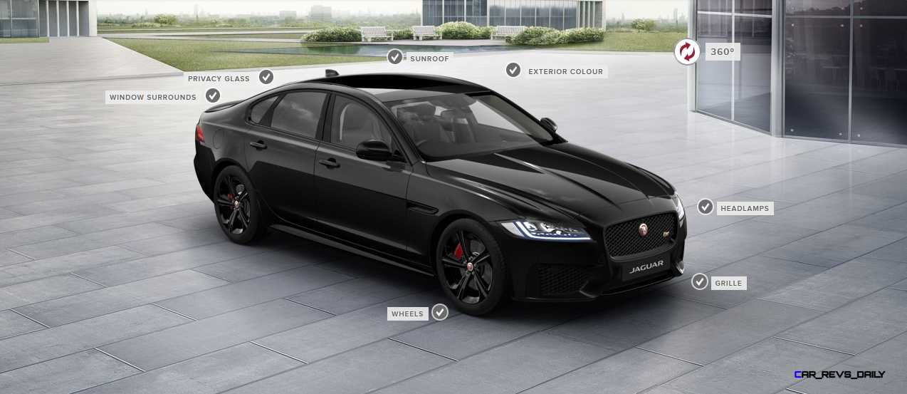 2016 Jaguar XF 2.0d R-Sport and 380HP XF-S Buyers Guide 9