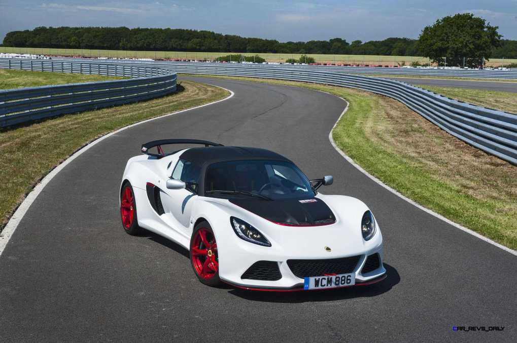 2016 Lotus Exige 360 Cup 4