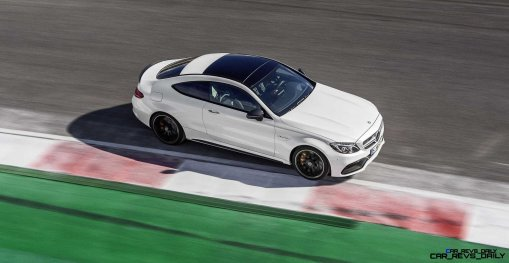 2016 Mercedes-AMG C63-S Coupe 12