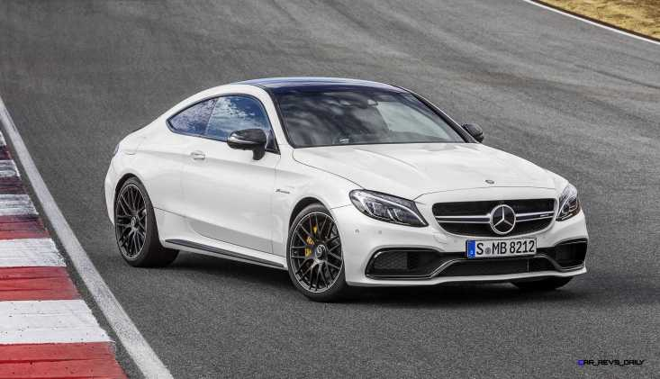 2016 Mercedes-AMG C63-S Coupe 7