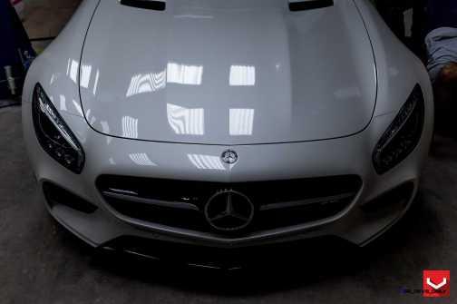 2016 Mercedes Benz AMG GT-S BTS - © Vossen Wheels_17107374259_o