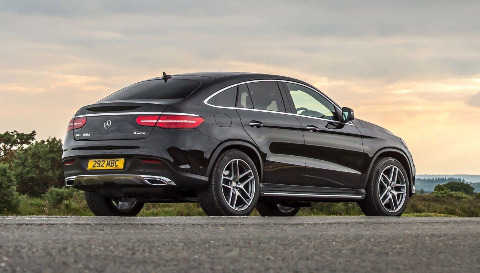 2016 Mercedes Benz GLE Class Coupe 12
