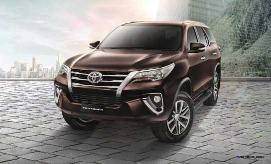 2016 Toyota Fortuner 1