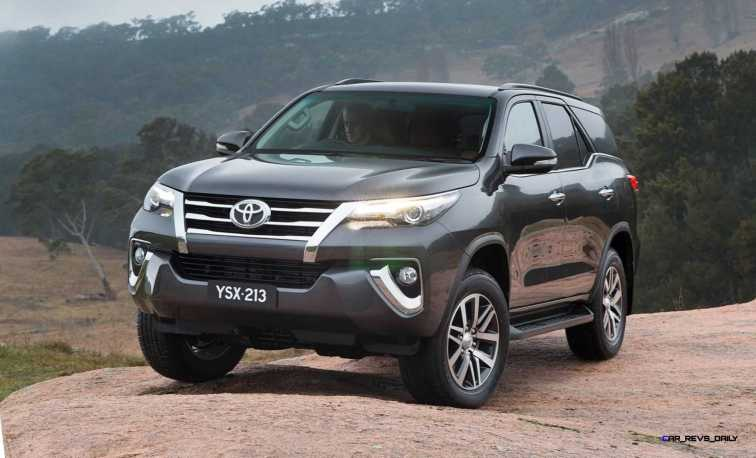 2016 Toyota Fortuner 7
