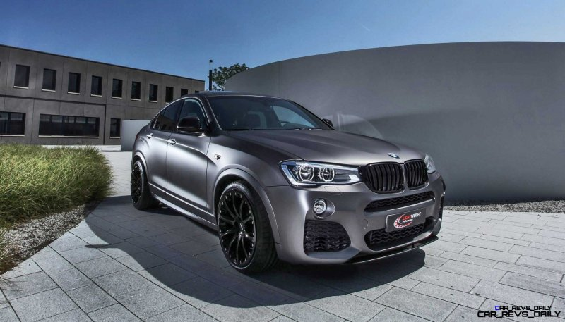BMW X4 by LIGHTWEIGHT Performance 21