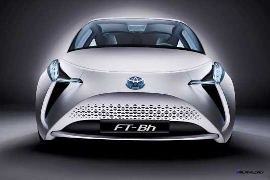 Concept Flashback - 2012 Toyota FT-Bh 10