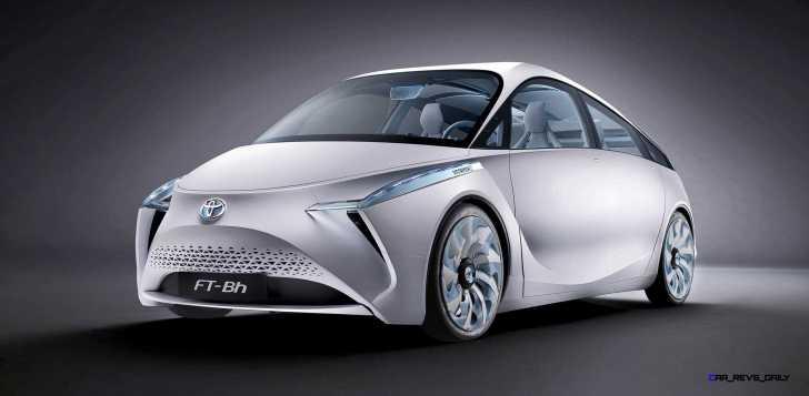 Concept Flashback - 2012 Toyota FT-Bh 11