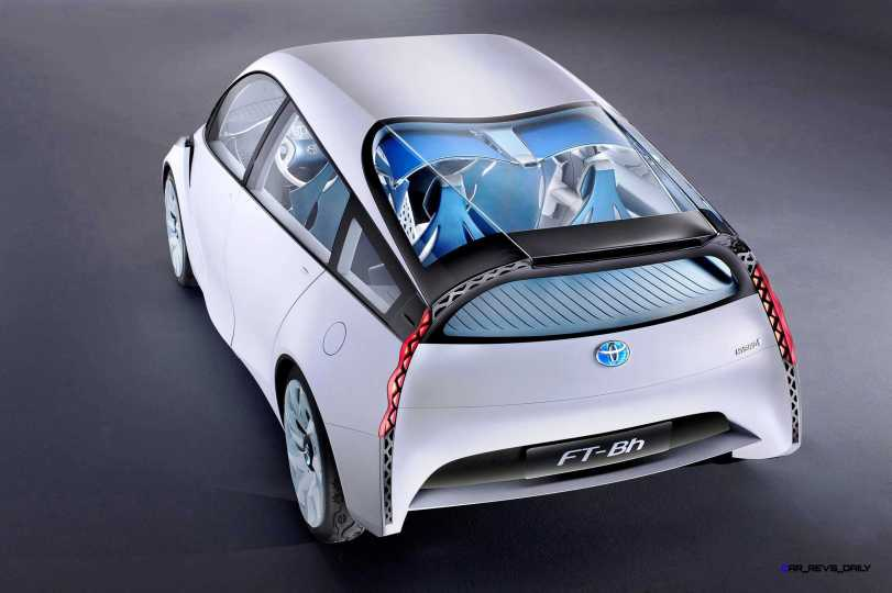 Concept Flashback - 2012 Toyota FT-Bh 13