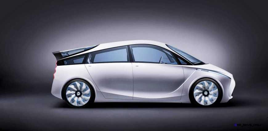 Concept Flashback - 2012 Toyota FT-Bh 17