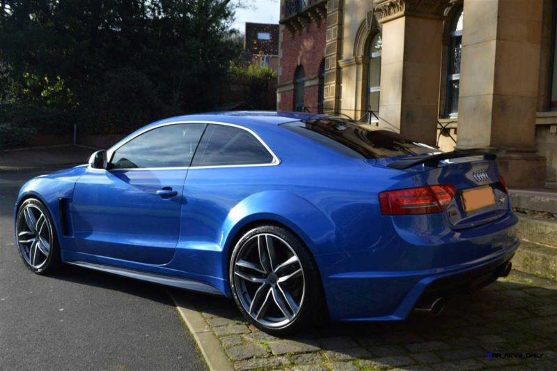 Prior Design A5/S5 Wide Body Kit, Bumper, Lip, Diffusor, Side Skirts, Hood, S, Grill, Spoiler