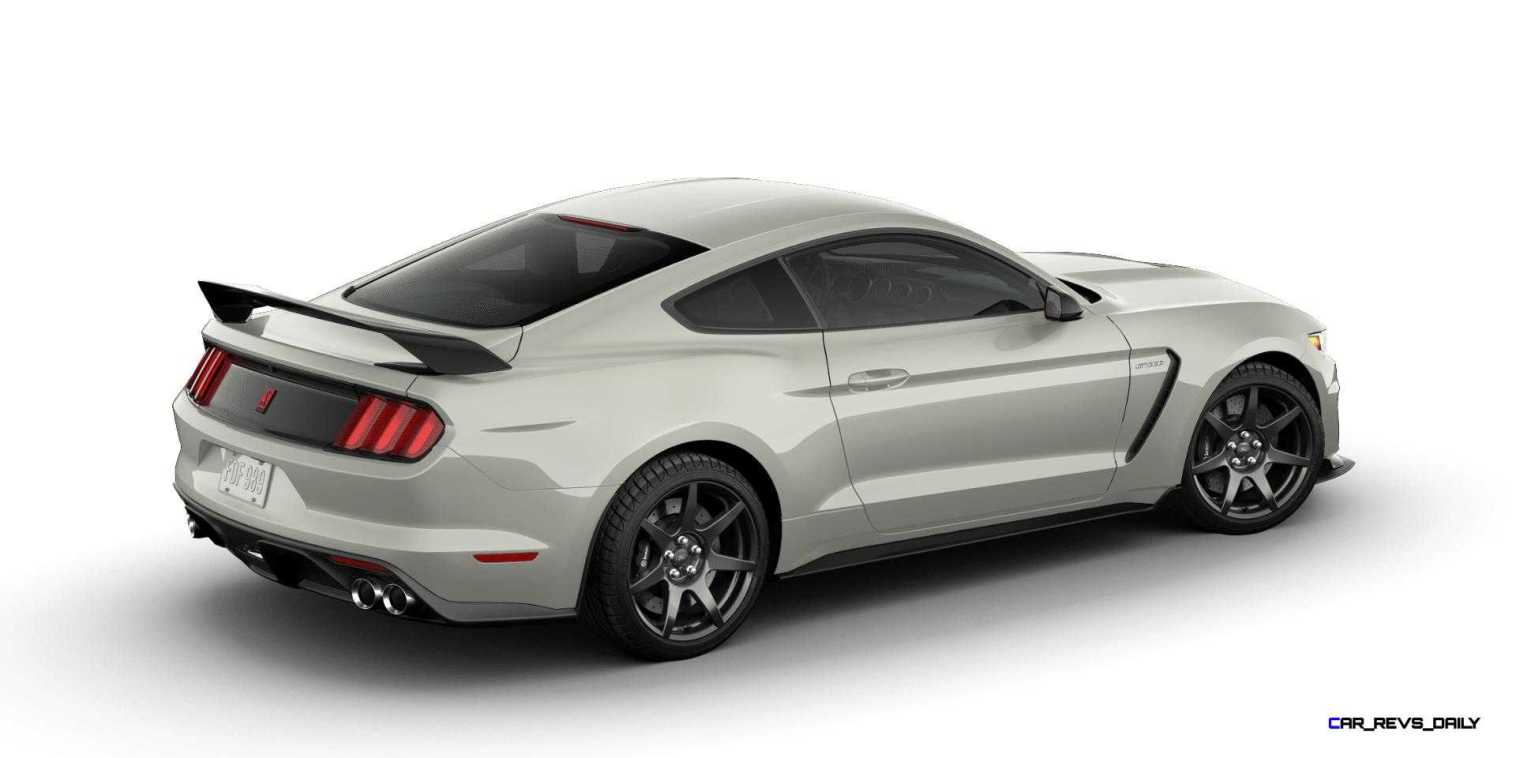 SHELBY GT350R Colors 29