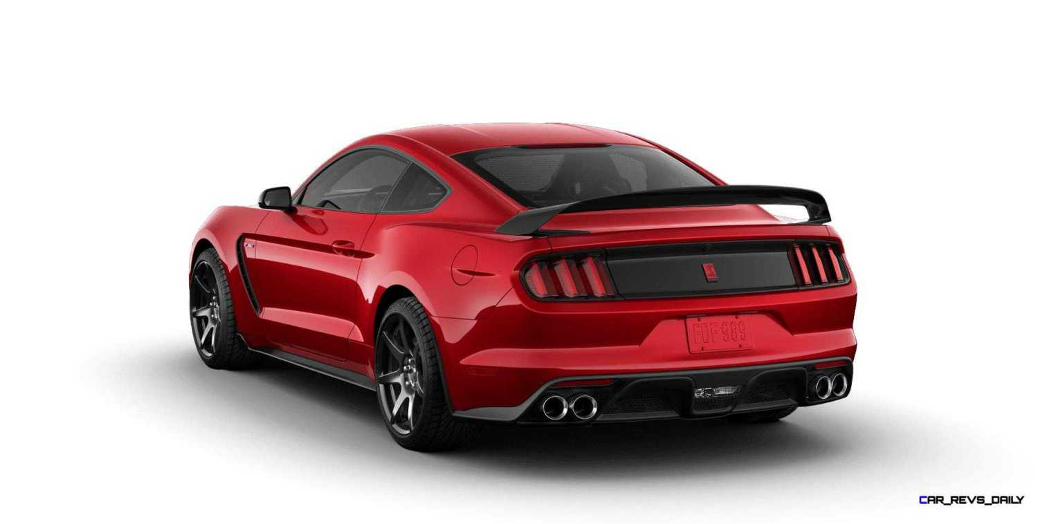 SHELBY GT350R Colors 6