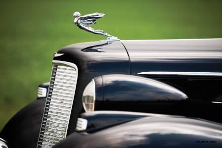1937 Cadillac V16 Fleetwood Limousine 22