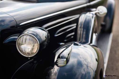 1937 Cadillac V16 Fleetwood Limousine 23