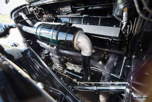 1937 Cadillac V16 Fleetwood Limousine 30
