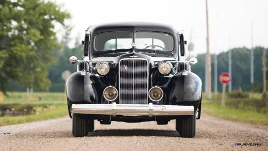 1937 Cadillac V16 Fleetwood Limousine 6