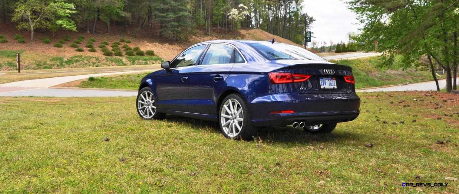 2015 Audi A3 1.8T Sedan Review 26
