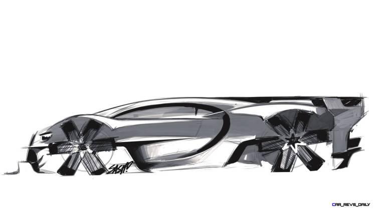 2015 Bugatti Vision Gran Turismo Frankfurt 12