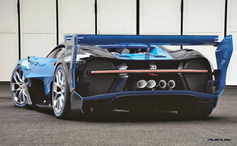 2015 Bugatti Vision Gran Turismo Frankfurt 14