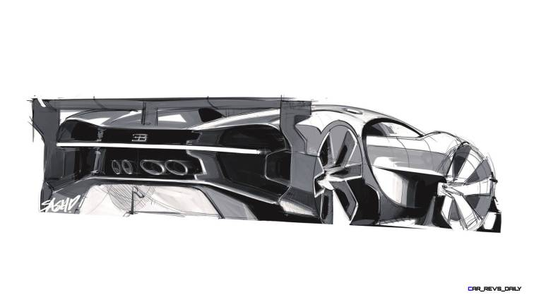 2015 Bugatti Vision Gran Turismo Frankfurt 16