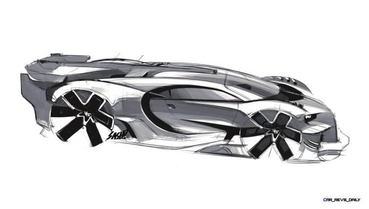 2015 Bugatti Vision Gran Turismo Frankfurt 20
