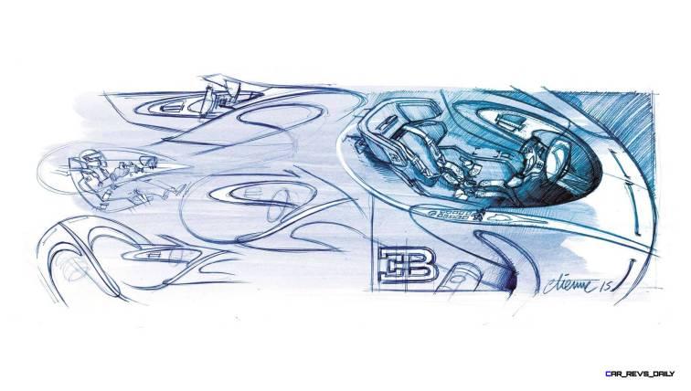 2015 Bugatti Vision Gran Turismo Frankfurt 26