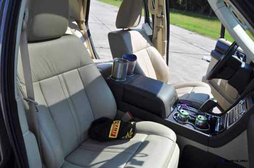 2015 Lincoln NAVIGATOR 4x4 Reserve - Interior Photos 10