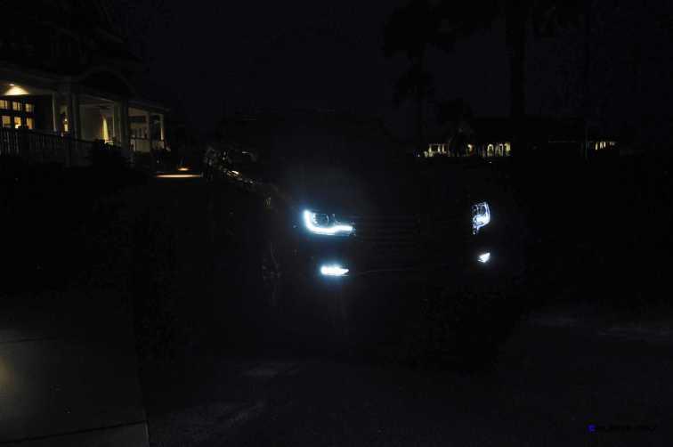 2015 Lincoln NAVIGATOR 4x4 Reserve LED Lighting Photos 11