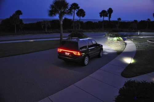 2015 Lincoln NAVIGATOR 4x4 Reserve LED Lighting Photos 19
