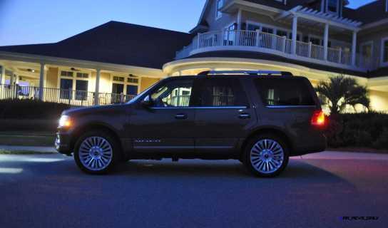 2015 Lincoln NAVIGATOR 4x4 Reserve LED Lighting Photos 2
