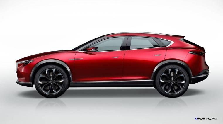 2015 Mazda KOERU Concept 11