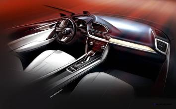 2015 Mazda KOERU Concept 13