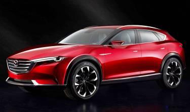 2015 Mazda KOERU Concept 16