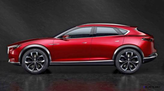 2015 Mazda KOERU Concept 3