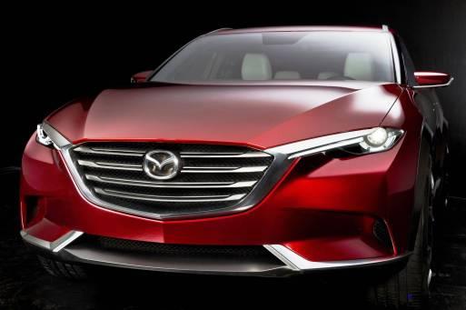 2015 Mazda KOERU Concept 8