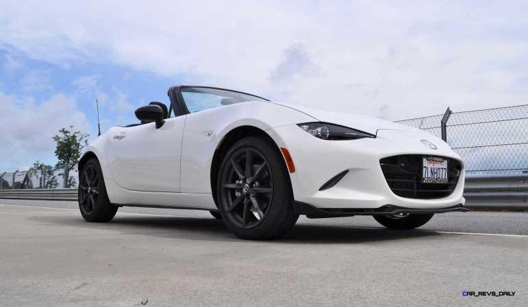2015 Mazda MX-5 Miata Track Day 14