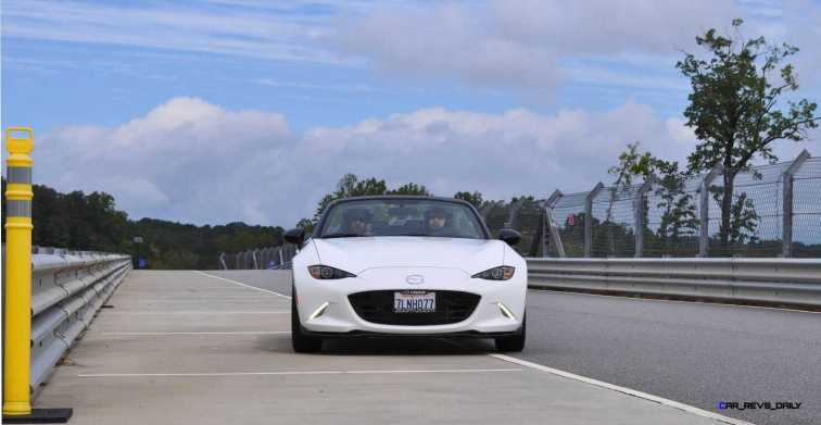 2015 Mazda MX-5 Miata Track Day 27