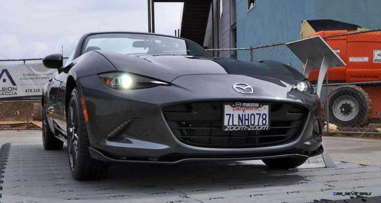 2015 Mazda MX-5 Track Day 12