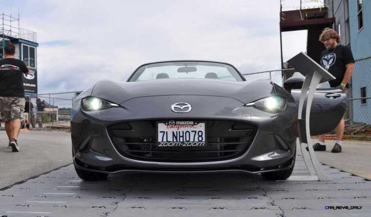 2015 Mazda MX-5 Track Day 3