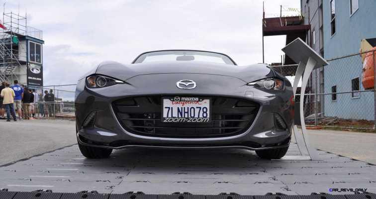 2015 Mazda MX-5 Track Day 32