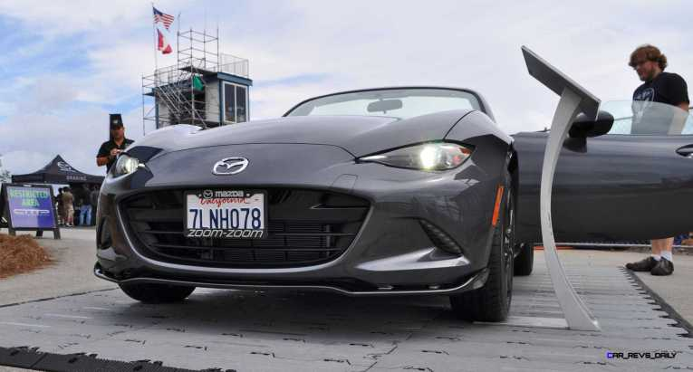 2015 Mazda MX-5 Track Day 6
