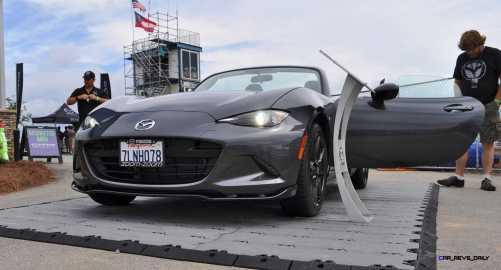 2015 Mazda MX-5 Track Day 7