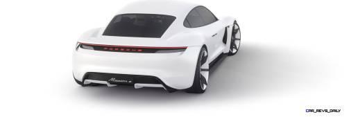2015 Porsche Mission E Studio Stills 14