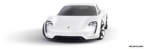 2015 Porsche Mission E Studio Stills 27