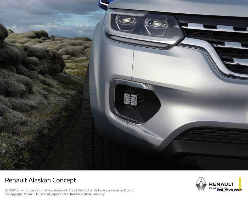 2015 Renault ALASKAN 13