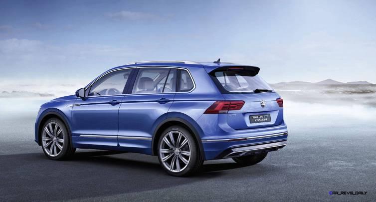 2015 Volkswagen TIGUAN GTE Concept 11