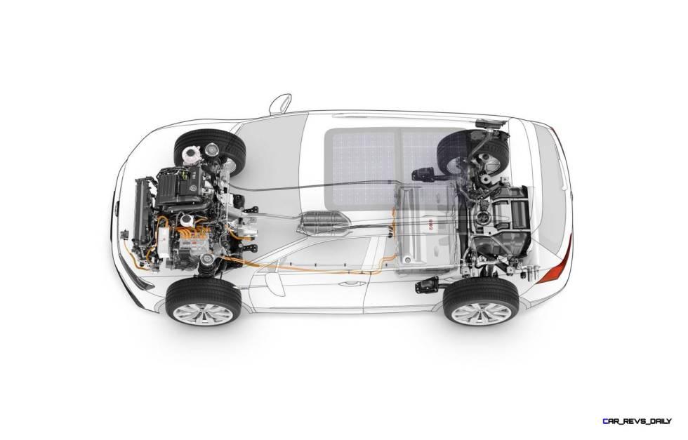 2015 Volkswagen TIGUAN GTE Concept 2