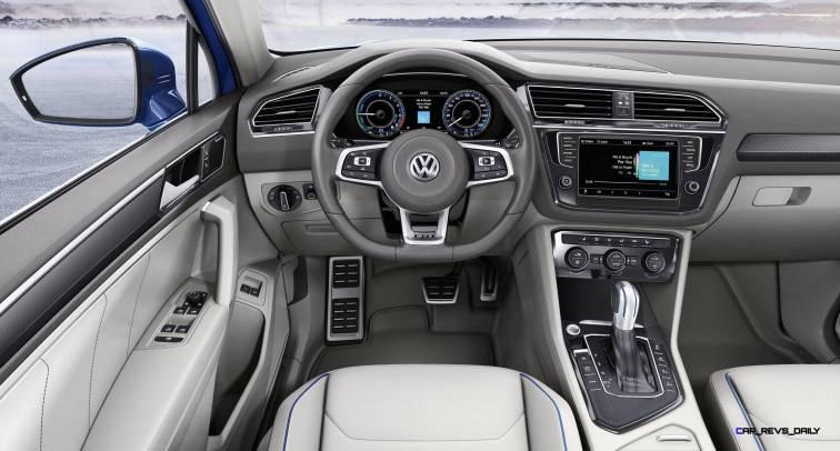 2015 Volkswagen TIGUAN GTE Concept 22